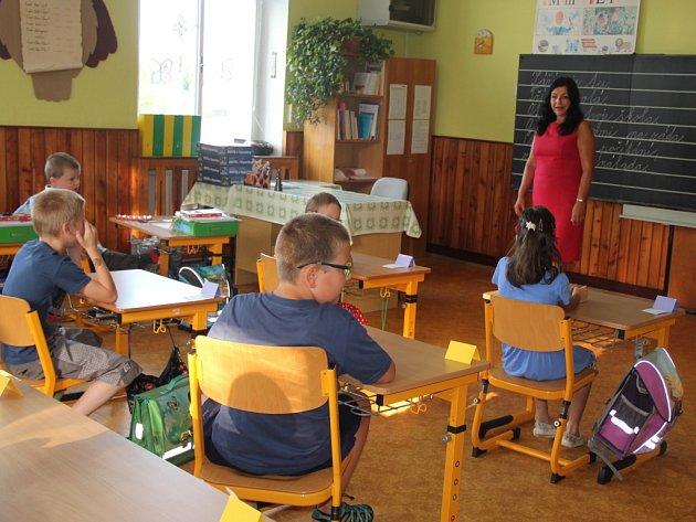 Malotřídní škola v Pohledci