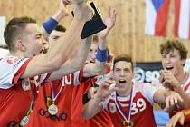 Mladší dorost Nového Veselí vyhrál třídenní mezinárodní turnaj Sokol Kempa Cup 2017 a pozvedl pohár pro šampiony. Ve finále ve žďárské hale na Bouchalkách porazil Lipsko 28:22.