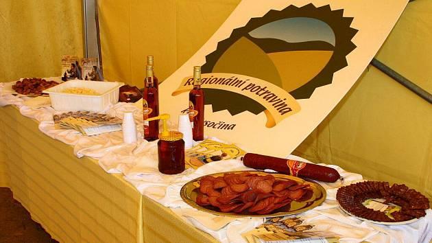 Prestižní značkou Regionální potravina kraje Vysočina 2010 se od víkendu nově honosí šest krajských potravin.