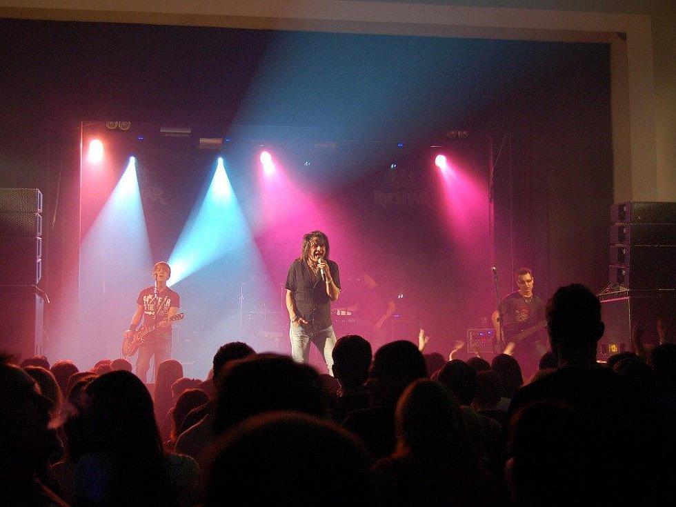 Argem a Alkehol hráli v sobotu v Herálci.