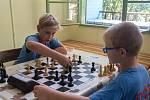 Šachový tábor.