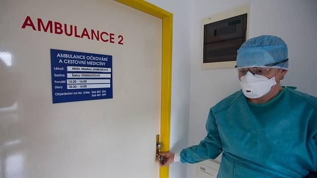Na Vysočině se zatím u žádného z pacientů nákaza virem koronavirus COVID-19 nepotvrdila.