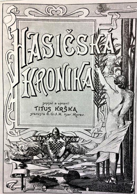Hasičská kronika.