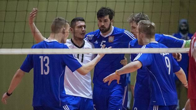 Volejbalisté Velkého Meziříčí se v neděli rozloučí se svými fanoušky. V závěrečném domácím zápase vyzvou Bučovice, pravidelného vítěze moravské části II. ligy.