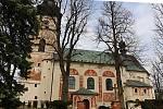 Za působení děkana Daňka byla opravena sgrafita na kostele svaté Kunhuty v Novém Městě na Moravě.