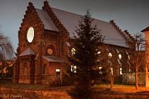 Nová synagoda.