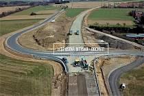 V souvislosti s postupem výstavby obchvatu Osové Bítýšky na silnici I/37, se musí řidiči připravit na dopravní komplikace.