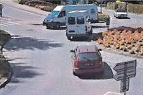 Odbor dopravy rozesílá pokuty na základě snímků z kamerového systému.