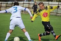 Po domácím debaklu s Okříškami se Přibyslav otrkala rychle a zvítězila v Havlíčkově Brodě.