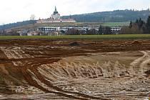 V lokalitě Klafar jsou volné další pozemky.