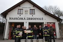 Soutěž pro dobrovolné hasiče Kozel odměňuje nejhezčí hasičskou zbrojnici, připravil Velkopopovický Kozel ve spolupráci s Deníkem. Nejvíce hlasů, celkem 3147, získala v kraji Vysočina hasičská zbrojnice hasičů v Křižanově.