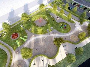 Na jaře v bystřických Lužánkách přibude nové dětské hřiště