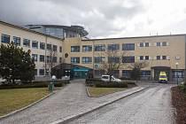 Nemocnice Nové Město na Moravě.