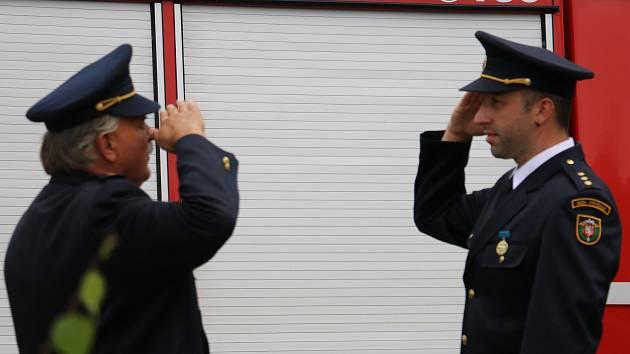 Oslava hasičského sboru ve Fryšavě pobavila, ale i poučila