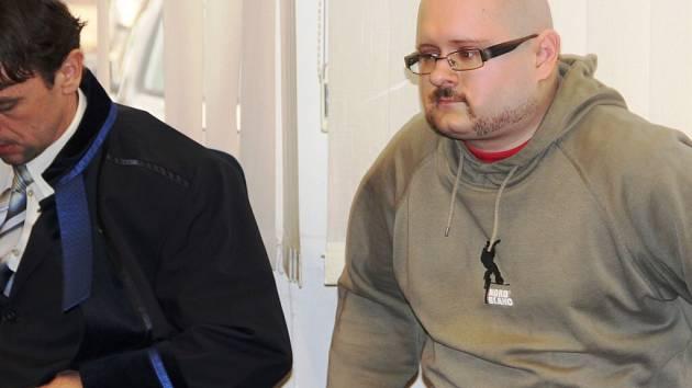Pavel Grubauer (vpravo) a jeho obhájce Pavel Svoboda označili rozsudek za subjektivní rozhodnutí soudu s absencí znaleckého posudku.