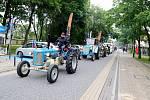 V soboru 1. července se ve Škrdlovicích koná setkání traktorových veteránů. Pořádá ho místní nadšenec Martin Havelka