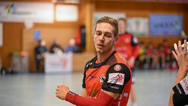 Martin Kocich byl nejlepším střelcem extraligových házenkářů Nového Veselí v základní části letošního ročníku.