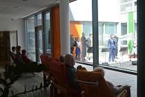 V domově pro seniory ve Velkém Meziříčí se konal první koncert po pandemii.