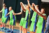 Basketbalisté Žďáru se loučí se svým publikem a děkují mu za podporu ve finále i během celé sezony.