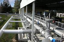 Modernizace přečerpávací stanice ropovodu Družba ve Velké Bíteši je dokončena.