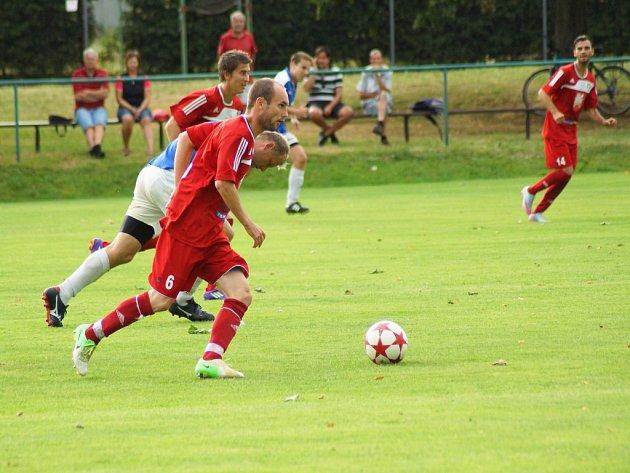 Velké Meziříčí nechce být v MSFL jen do počtu. Před sezonou proto přivedlo tři nové hráče včetně exligového krajního záložníka Petra Dolejše.
