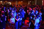 Žďárský Dům kultury v sobotu patřil desátému plesu módní návrhářky Beaty Rajské V žitě.