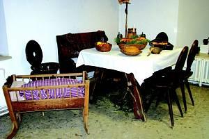 Jednou v roce na Vánoce - právě tak se jmenuje výstava, kterou dnes otvírají v muzeu na Tvrzi ve Žďáře nad Sázavou.