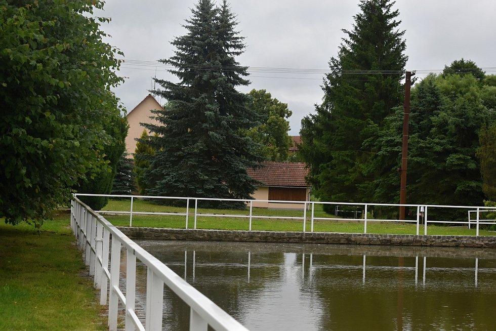 Obec Mirošov na Žďársku.