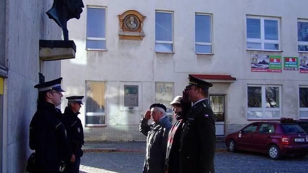 28. říjen 1918, Den vzniku samostatného československého státu, si připomněli i ve Žďáře.