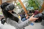 Díky spojení s celosvětovou komunitou Autodesku se studenti dostávají k technologii, která umožňuje interaktivní řešení technických problémů.