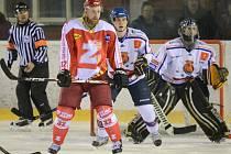 Plamenům se podařil vstup do vyřazovacích bojů. K postupu do čtvrtfinále II. hokejové ligy však musí ještě dvakrát vyhrát. Druhou výhru mohou žďárští hokejisté přidat již dnes.