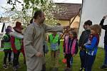 Druháci ze žďárské Základní školy Švermova si svůj den užili.