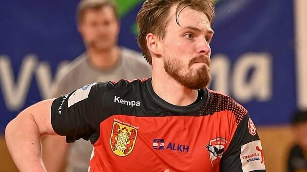 Už pátou extraligovou sezonu nastupuje v dresu házenkářů Nového Veselí jejich odchovanec David Melichar.