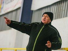 Zdeněk Pirochta, trenér HC Spartak Velká Bíteš