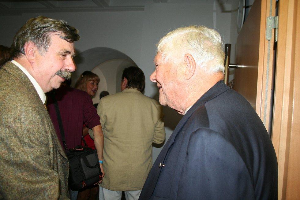 Jaromír Černý a Jiří Brady.