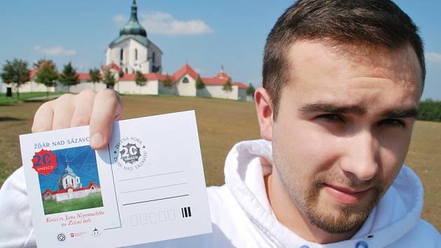 Nadcházející víkend se ve Žďáře ponese v rámci oslav 20. výročí zapsání poutního kostela svatého Jana Nepomuckého na Zelené hoře na Seznam světového kulturního dědictví UNESCO. Vydána byla například také výroční dopisnice.