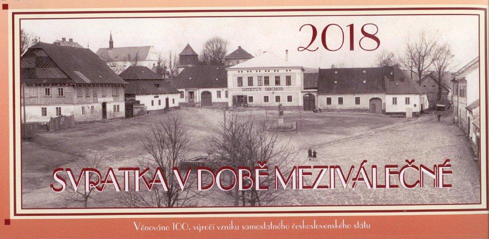 Kalendář Svratky.