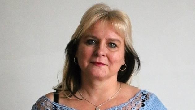 Helena Zelená Křížová.