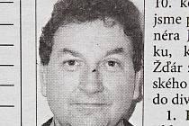 Trenérská ikona fotbalového Žďáru Jozef Drinka.