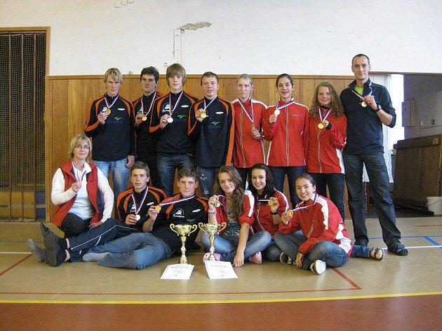 Tým přespolních běžců novoměstského gymnázia bude reprezentovat Českou republiku na světovém finále v maltské metropoli La Vallettě.