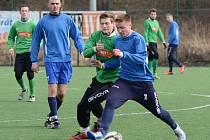 Fotbalisté Slavoje Polná a Havlíčkova Brodu se proti sobě v přípravě střetli už před jarní částí sezony a v sobotu v Hlinsku se utkali znovu.