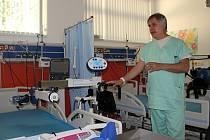 Nemocnice sv. Zdislavy v Mostištích otevřela oddělení následné intenzivní péče.