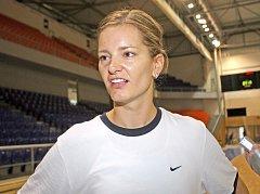 Do olympijského týmu českých basketbalistek se dostala i Eva Vítečková ze Žďáru nad Sázavou