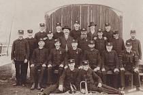 Jako první vznikl v Herálci hasičský sbor v jeho české části, a to v roce 1894.