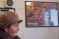 Druhé kolo prezidentských voleb v Rosičce na Žďársku.