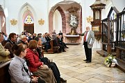 Žďár bavily od 8. do 10. září Santiniho barokní slavnosti.