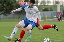 Fotbalová divize D bude mít v následující sezoně sedm účastníků z Vysočiny, nouze tedy nebude o častá derby. Do přípravy už vstoupily všechny týmy.