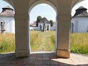 Dolní hřbitov.