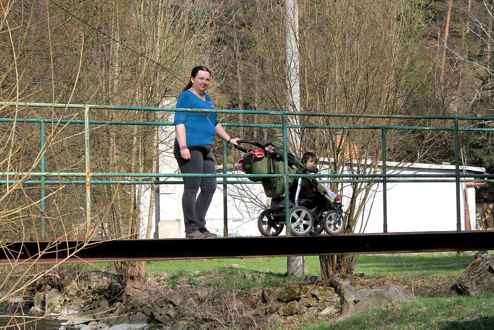 Mostek u Kutin