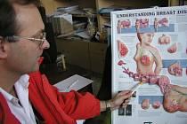 Slevy pro držitele Senior pasů se v novoměstské nemocnicí týkají i vyšetření prsů k prevenci rakoviny.
